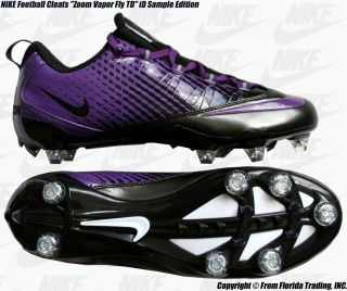 Nike Football Cleats Zoom Vapor Fly D ID Sample Edition 9 5 27 5cm