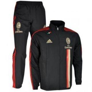 Milan 2012 Soccer Football Presentation Suit Track Jacket Pants