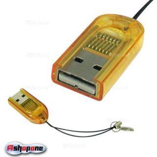 Mini USB 2 0 Micro SD TF TF Flash Memory Card Reader