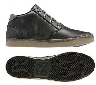 New Adidas Originals Mens Foray Shoes Retro 2 Iron Gray Gum Trainers
