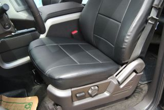 Ford F 150 2009 2012 s Leather Custom Seat Cover