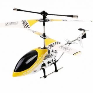 New 3 CH Channel Remote Control Mini Airplane Helicopter RC R C Heli