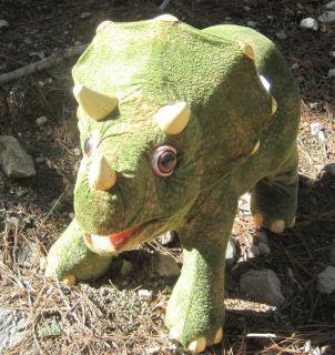 Playskool Ride On KOTA Triceratops Dinosaur Very Cute and life like