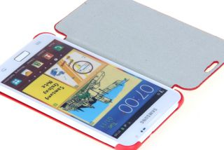 Style Flip Cover Case for Samsung Galaxy Note i9220 U019A