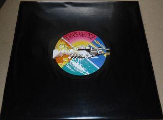 PINK FLOYD Wish You Were Here LP (SEALED) **180 GRAM VINYL** FULL DDL