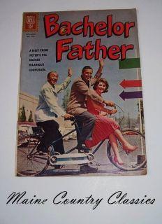 1962 Dell Comic Book Bachelor Father John Forsythe 1322