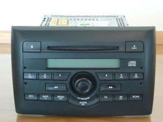 Fiat Stilo CD Radio Player with Code Fully Working Bargain Price