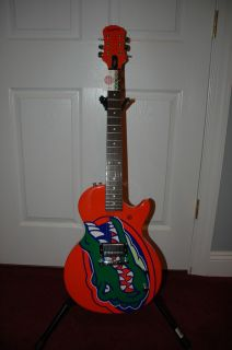 Les Paul Jr University of Florida Gators Gibson Made Guitar