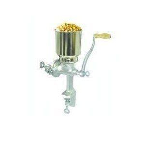 Large Hopper Cast Iron Corn Nut Wheat Grain Grinder