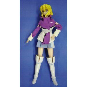 Action Figure Gundam Seed Destiny Stella Loussier Japan