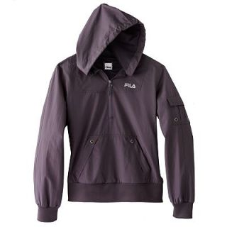 NWT Fila Sport 1 2 Zip Windbreaker Tech Jacket