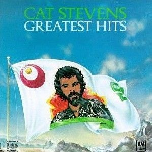 Greatest Hits by Cat Stevens (CD, 1983 Yusuf Islam; Folk Rock)