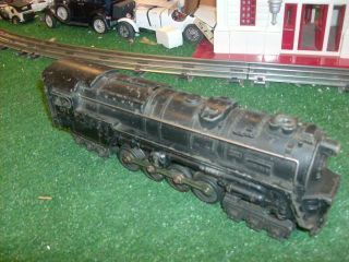 LIONEL TRAINS POSTWAR 671 STEAM TURBINE LOCOMOTIVE GREAT RUNNER