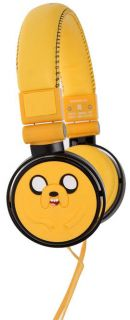 Adventure Time Finn Jake Multi Device Stereo Headphones Cartoon