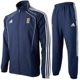 Adidas Scotland Football Presentation Tracksuit Suit