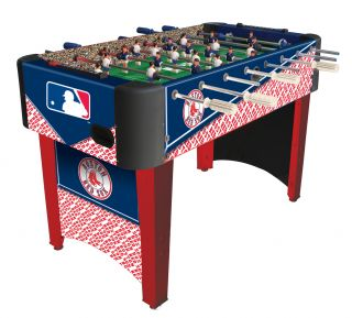 Boston Red Sox Team Logo Foosball Soccer Table NEW
