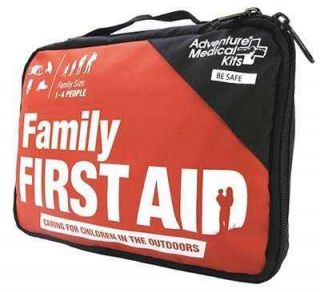 Camping Adventure Medical Kits First Emergency Aid Family AUTHENTIC