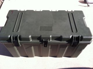 Hardigg TL500I Case Tuff Box Military Foot Locker
