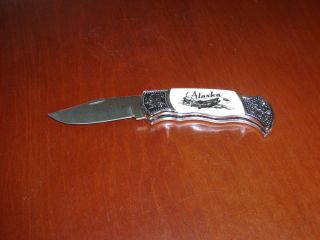Alaska lockback Knife hunt fish hike camp Lot of Knives in Auctions