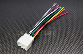 New Car Stereo Wiring Harness Plugs for Ford Lincoln Mercury Mazda