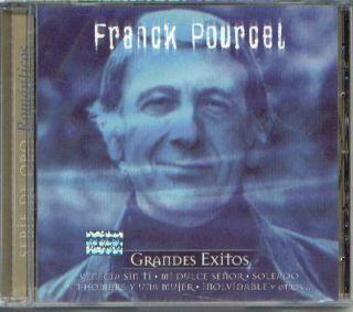 FRANK POURCEL, SERIE DE ORO   GRANDES EXITOS. FACTORY SEALED CD.