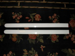 Ford Crown Victoria Police Interceptor Taxi Front Door Moulding Trim
