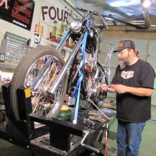 Shovelhead une Service Frank Kaisler DVD Video Manual Harley Chopper