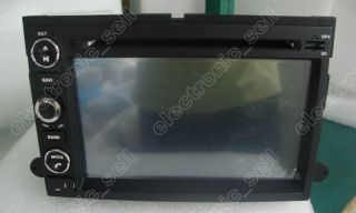 Radio Car DVD Player GPS Navigation for Ford Escape Freestyle