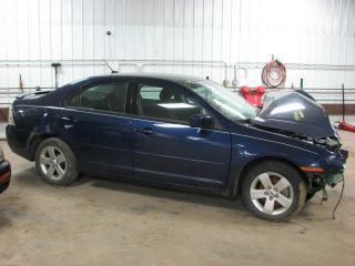 2007 Ford Fusion Front Spindle Knuckle 30086 Miles LH