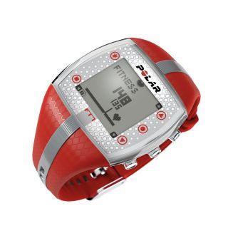 Polar FT7 Womens Red Heart Rate Monitor Fitness Cross Training