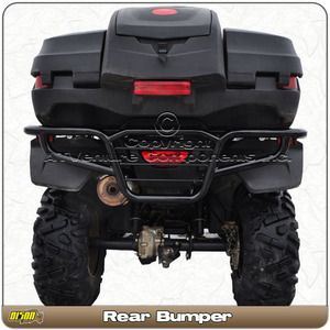 ATV HUNTER Bumper Rear Honda 2012 Foreman 500/475   166 222H