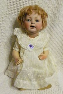 16 Kestner Character Baby Bisque Head Compo Baby Body JDK 226 Z