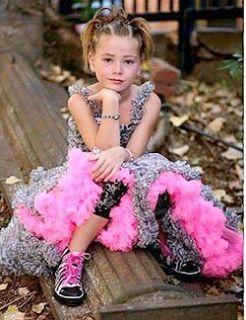 Flapdoodles Girl Pink Holiday Christmas Tree Dress Legging Set Sz 6
