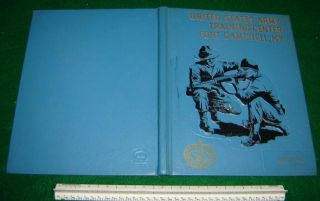 1967 Fort Campbell Co D 3D BN 1st Bde Training Yearbook