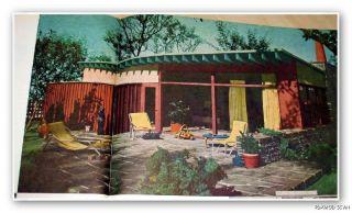 1951 Modern Houses Eames Koch McCobb Knoll Nelson Keck Hamby Shulman
