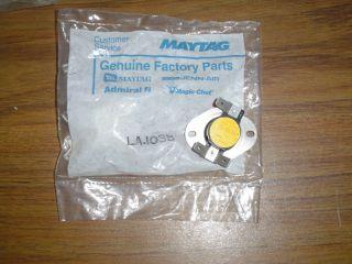 Maytag Dryer Thermostat LA 1035 New