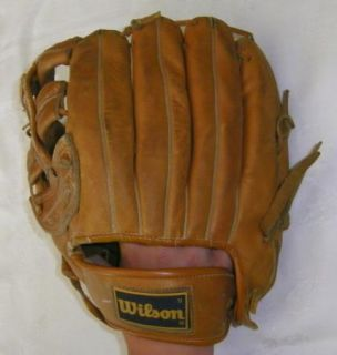 Vintage JIM RICE Wilson Model A2252 Baseball Glove LHT Boston Red Sox