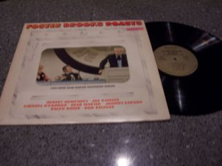 Foster Brooks Roasts LP Joe Namath Humphrey Carson