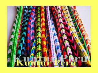 Lot 4000 Mixed Peruvian Friendship Bracelets 4 Styles Choose Handmade
