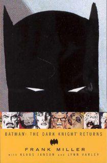 Batman The Dark Knight Returns TPB Frank Miller