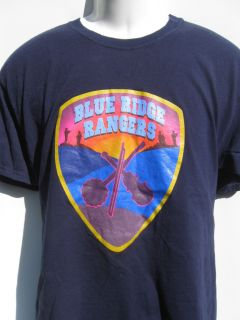 vtg John Fogerty the Blue Ridge Rangers Rides Again tee t shirt Large