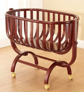 New Orbelle Trading Gabriella Cradle Infant Newborn Baby Cradle Choose