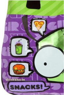 THE COOLEST Yummiest Nickelodeon Invader Zim Gir face alien dog suit