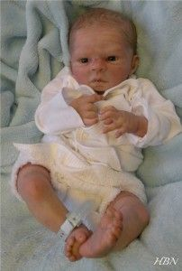 Reborn Vinyl Doll Kit Supply Baby Jewel by Denise Pratt Realistic