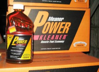 Howes Meaner Power Kleaner Fuel System Cleaner 12 1 Qt Case HL6103067