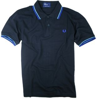 Fred Perry M1200 Original Fit Classic Retro Pique Polo T Shirt s M L