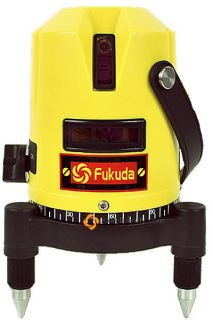 New Fukuda Infrared 2 Line 1 Point, 1V1H Laser Level EK 156P