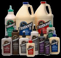 Gallon Titebond Original II III Wood Glue