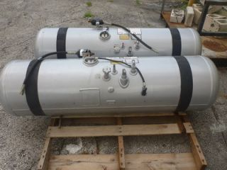 50 Gallon Propane Motor Fuel Tank