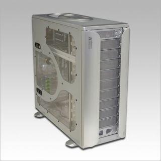 Thermaltake Silver Armor VA8000S Full Tower Aluminum ATX Case Silent
